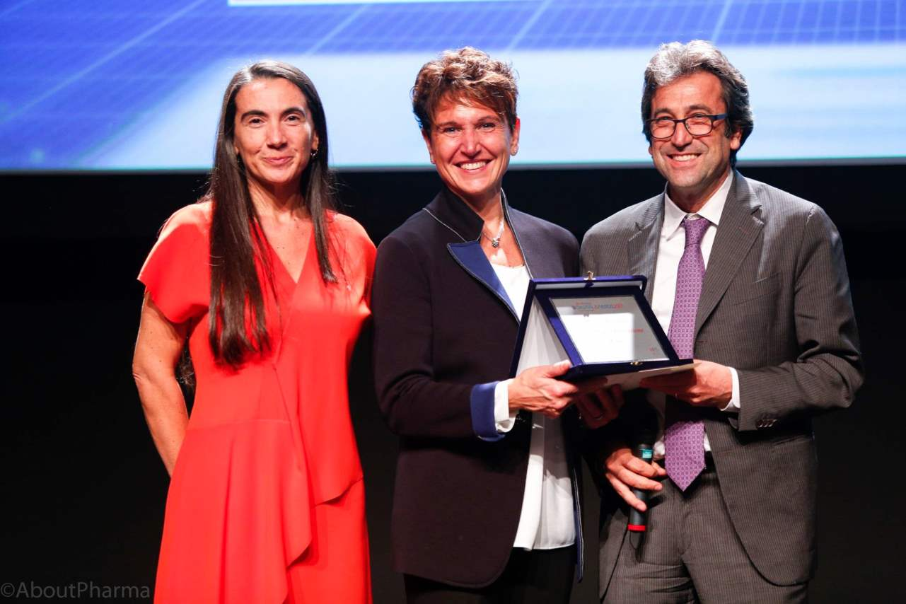 A Finceramica il Digital Award 2017 di AboutPharma